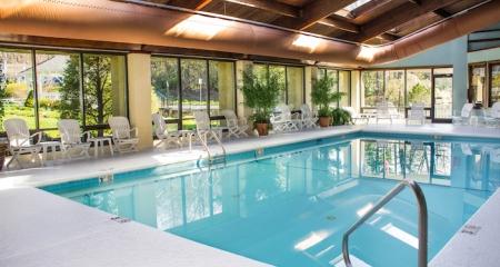 Pool at Meadowbrook Inn Blowing Rock